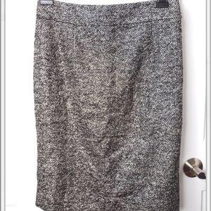 NWT ❤️ J. Crew wool pencil skirt size 8